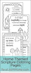 HomeScriptureColoringPages1