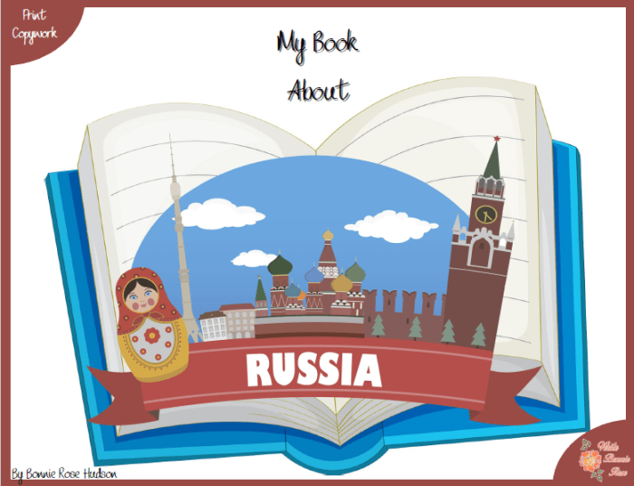 My Book About Russia