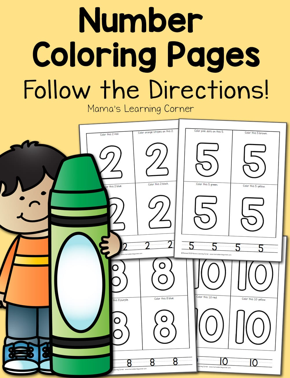 Number-Coloring-Pages