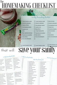 The-Homemaking-Checklist-Pinnable-Image