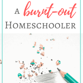 burnt-out-homeschooler