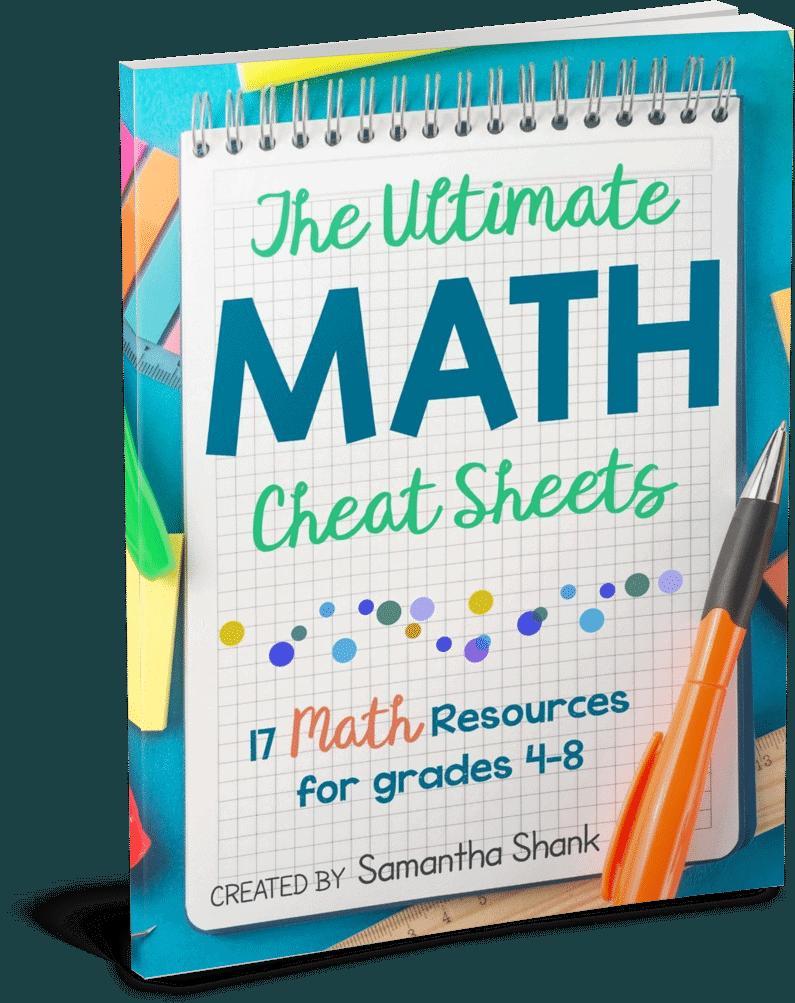 math-cheat-sheets