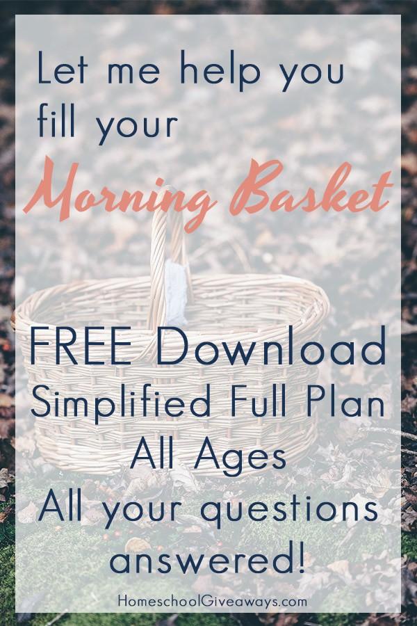 morning basket HSG