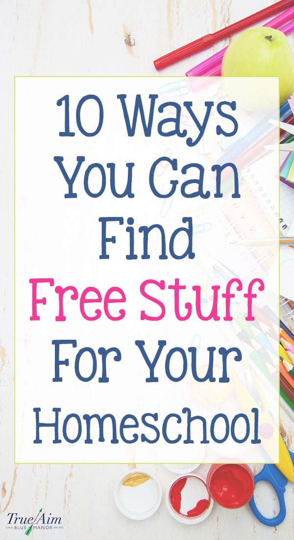 10-Ways-You-Can-Find-Free-Stuff-For-Your-Homeschool