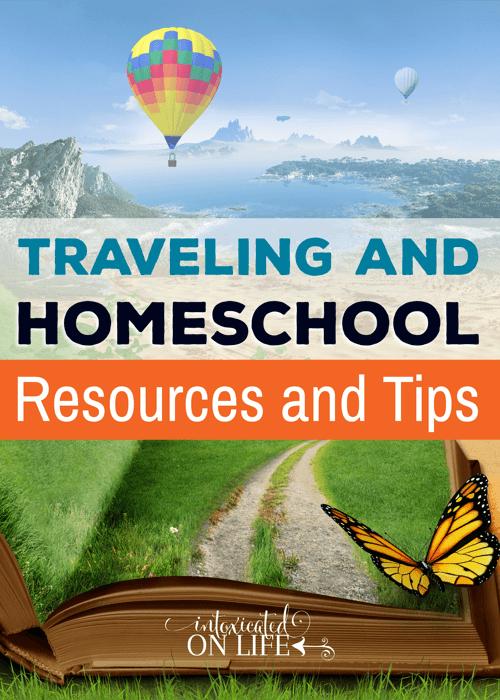 TravelingAndHomeschoolResourcesAndTips