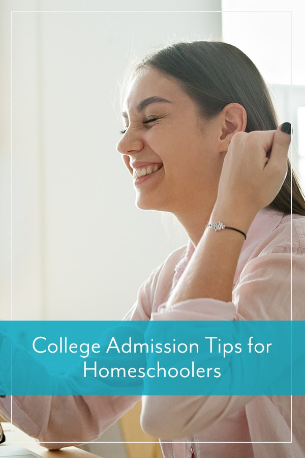 3 College Admission Tips for Homeschoolers