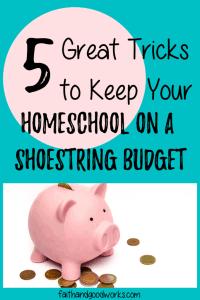 homeschool-shoestring-budget