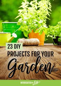 23DIYProjectsForYourGarden