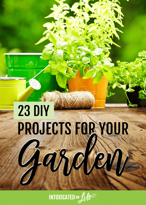 23DIYProjectsForYourGarden