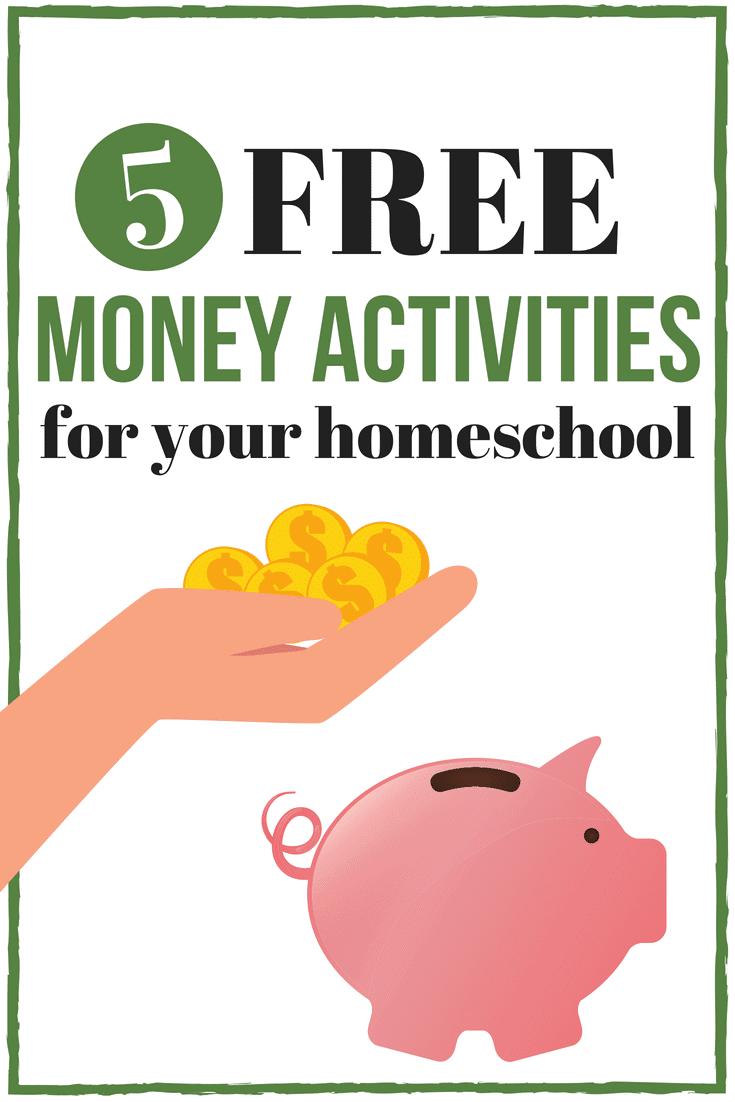 5 Free Ways to Teach Kids About Money