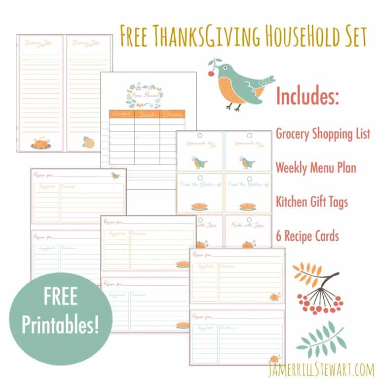 Free-Thanksgiving-Household-Printables-768x768