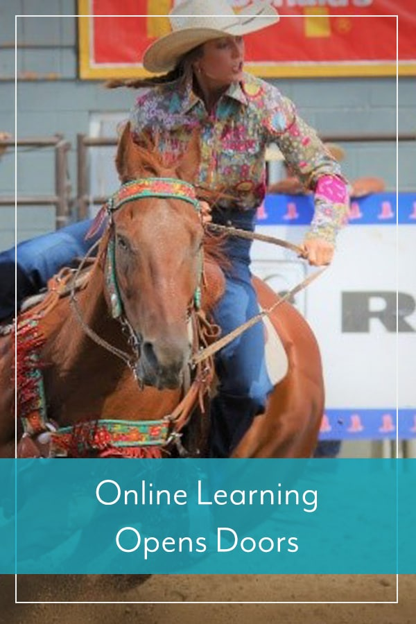 Online Learning Opens Doors