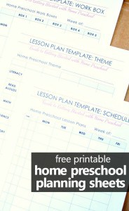 free-printable-home-preschool-planning-sheets-and-lesson-plan-templates-homepreschool-preschoolathome-freeprintable