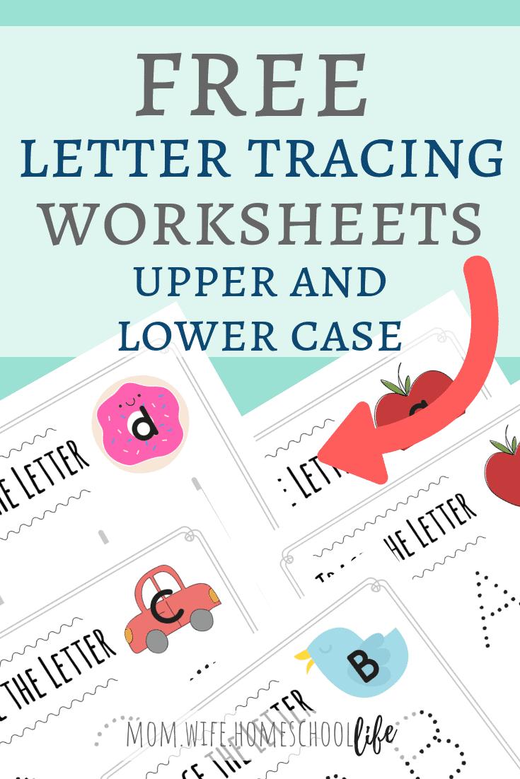 letter-tracing-worksheets