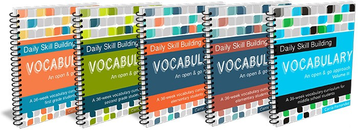 vocab-covers-only