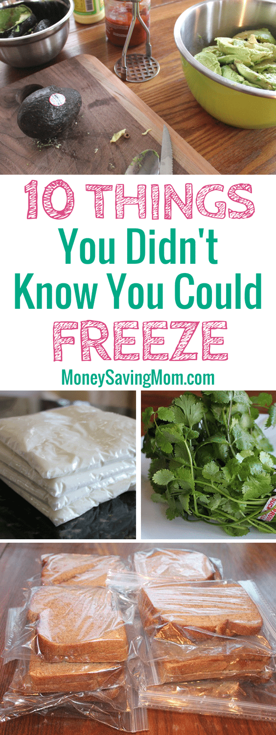 10-Things-You-Didnt-Know-You-Could-Freeze