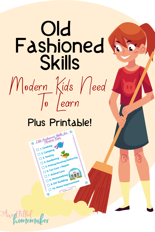 Copy-of-Old-Fashioned-Skills-Modern-Kids-Need-To-Learn-Printable
