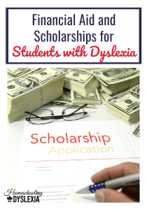 Financial-Aid-and-Scholarships-for-Students-with-Dyslexia