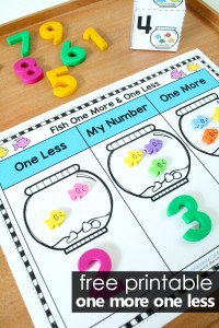 Fish-One-More-One-Less-Number-Sense-Activity-Free-printable-for-preschool-and-kindergarten-fish-preschool-kindergarten