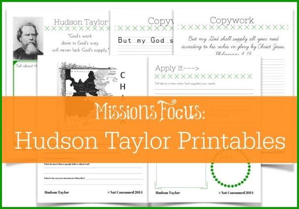 Hudson-Taylor-printables