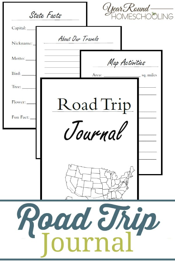 photo relating to Printable Road named Cost-free Printable Magazine for Highway Visits - Homeschool Giveaways