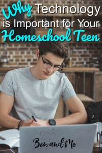 Why-Technology-is-Important-for-Your-Homeschool-Teen
