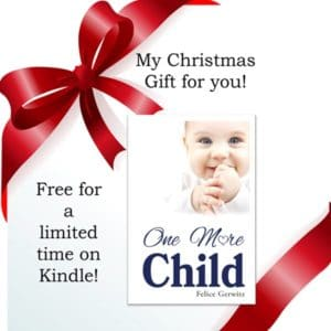 One More Child FREE for Kindle until 12/22/18 - Homeschool Giveaways
