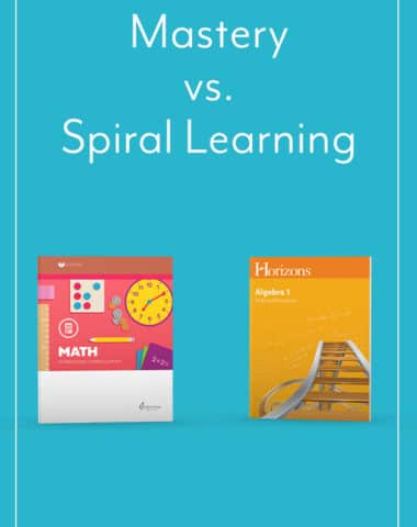 Mastery vs. Spiral Learning