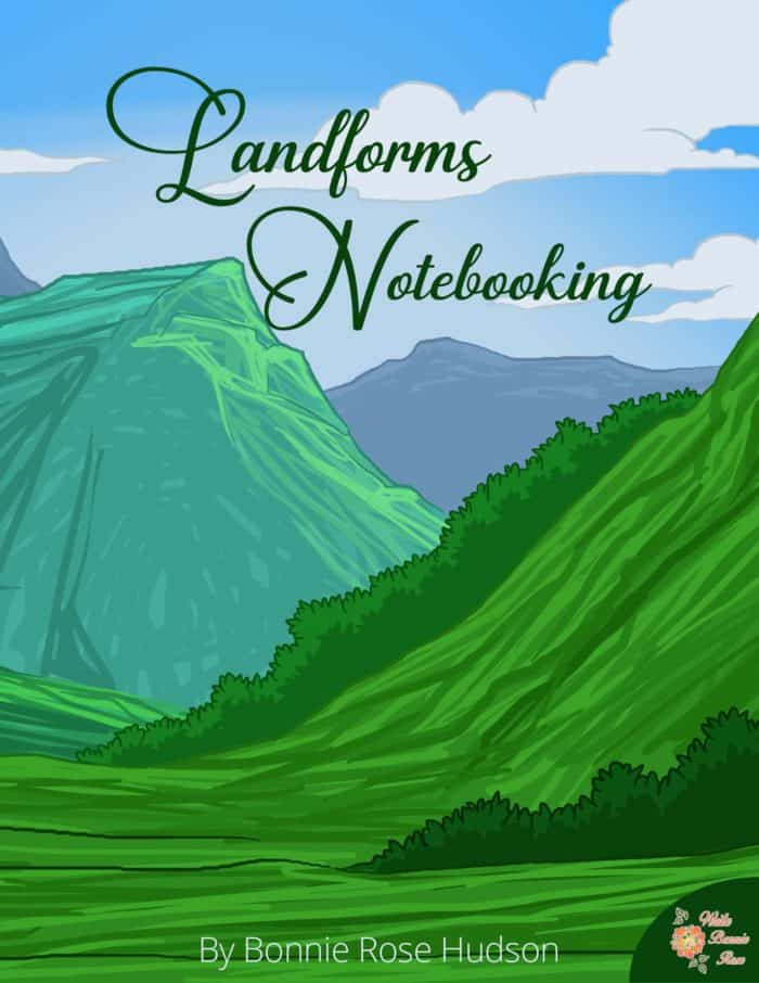 Landforms-Notebooking