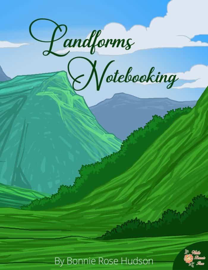 Landforms-Notebooking