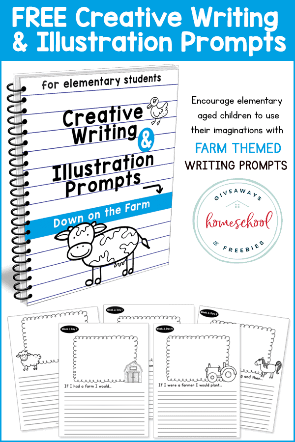 creative writing prompts elementary