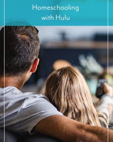 Homeschooling with Hulu