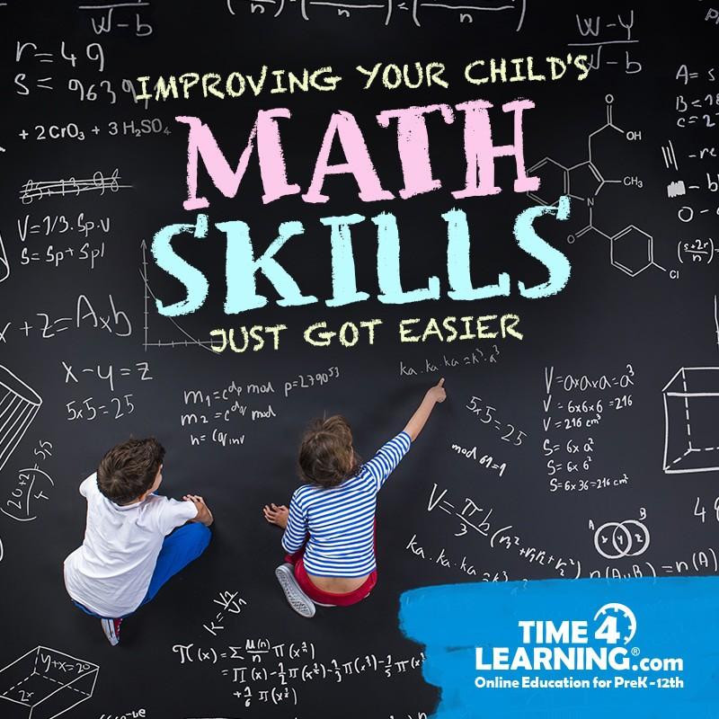 Improving your child's math skills just got easier