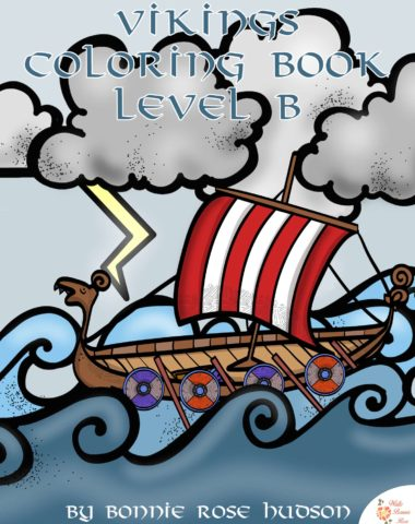 Vikings-Coloring-Book-Level-B-Cover