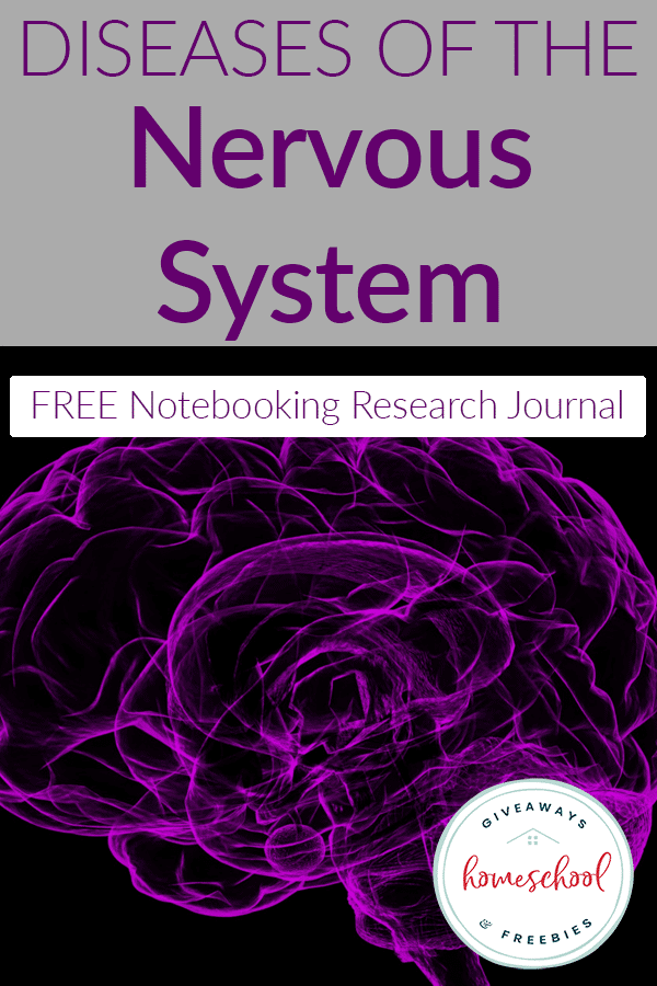 diseases-nervous-system-notebook