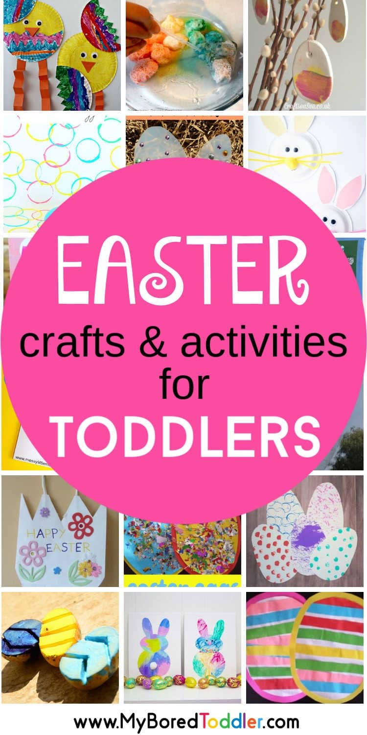 Easter Crafts And Activities For Toddlers Homeschool Giveaways