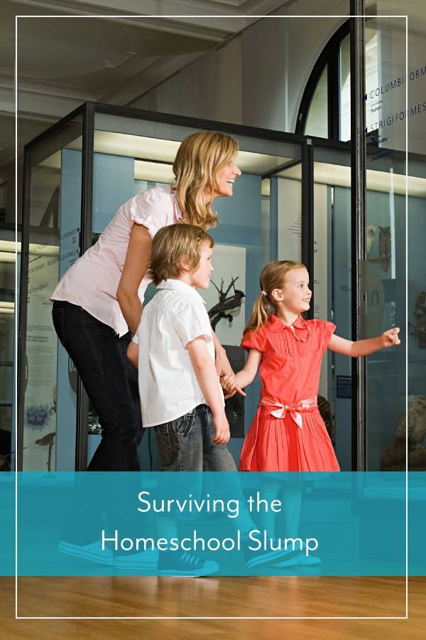 Surviving the Homeschool Slump