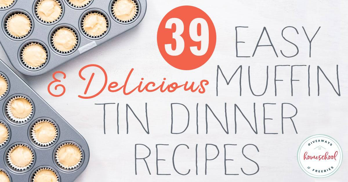 Having easily sorted portions is a great way to serve not only your family, but a large group too. These muffin tin dinners are a great way to feed a lot of people with a little effort. Give these recipes a try next time you're on a time crunch or want to try something new! #dinner #recipes #dinnertime #hsgiveaways