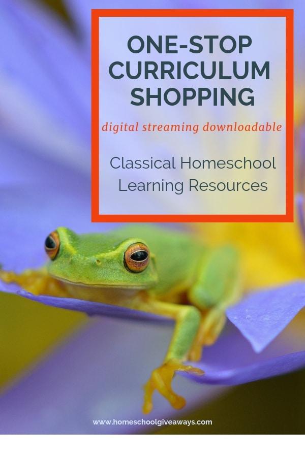Compass Classroom para currículo homeschool digital para a família clássica homeschooling ..