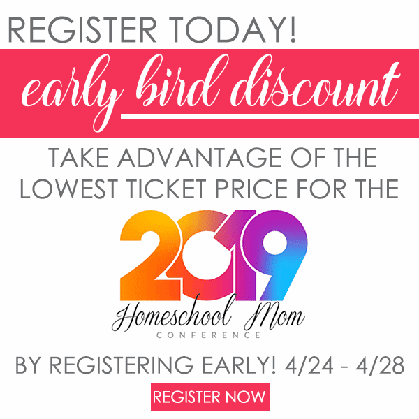 2019 Homeschool Moms Conference