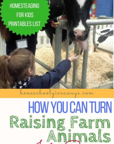 How You Can Turn Raising Farm Animals Into Science