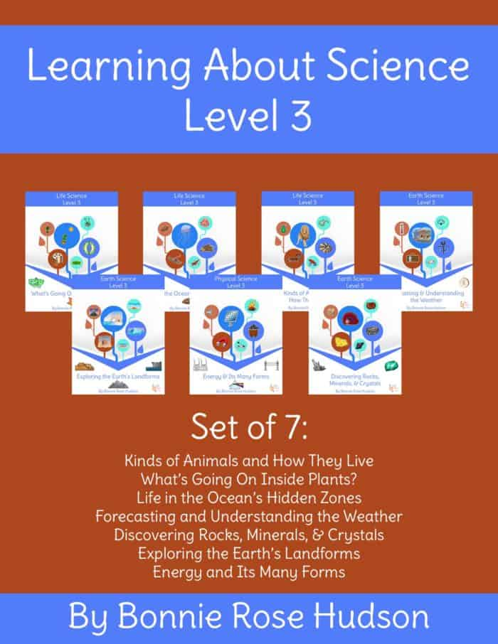 Learning-About-Science-Level-3-Bundle