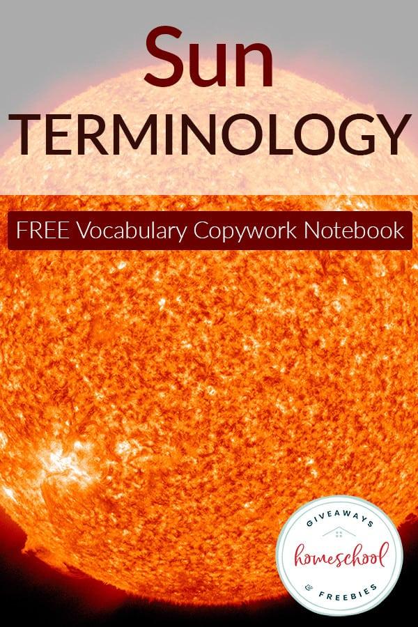 sun-terminology