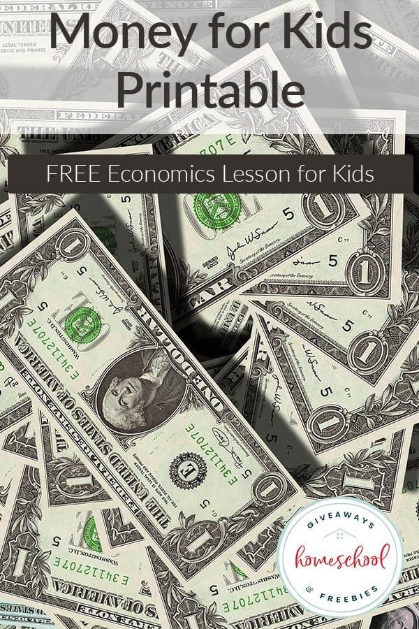 Money for Kids-Free Economics Lesson