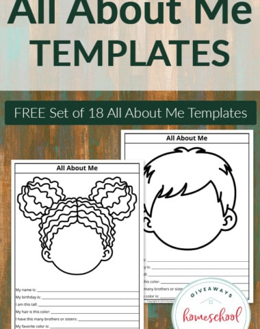 all-about-me-templates