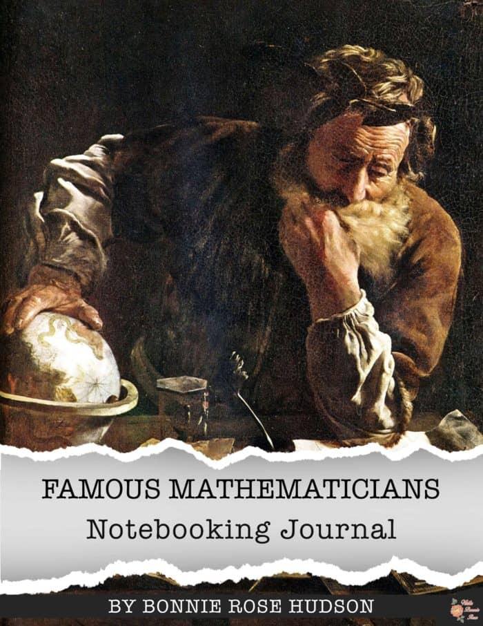 Famous-Mathematicians-Notebooking-Journal