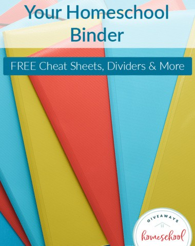 How to Build Your Homeschool Binder