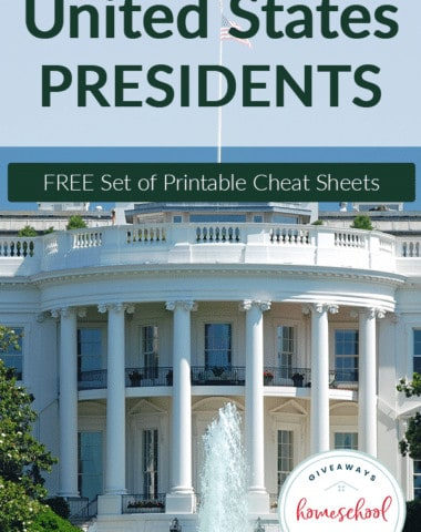 US-Presidents-Cheat-Sheets