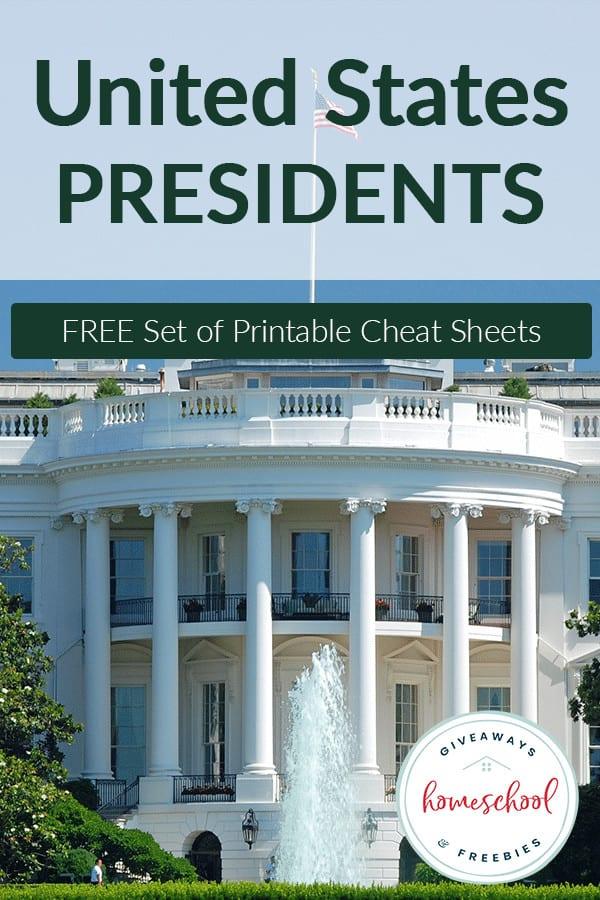 US-Presidents-Cheat-Sheets
