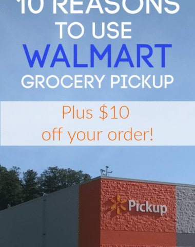 Have you tried Walmart Grocery Pickup yet? Here are 10 reasons why you should.